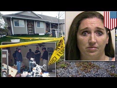 Baby killer Megan Huntsman, pinanganak at pinatay ang pito niyang anak sa Utah!