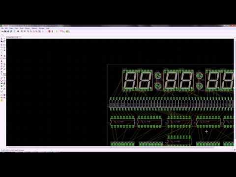 Tutorial Diseño PCB con Eagle: layer trestrict