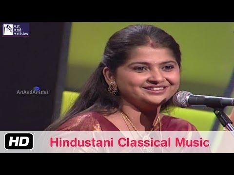 Kaushiki Chakraborty | Kahe Maan Karo | Hindustani Classical...