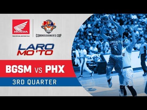 Ginebra vs. Phoenix - Q3 | PBA Commissioner's Cup 2018