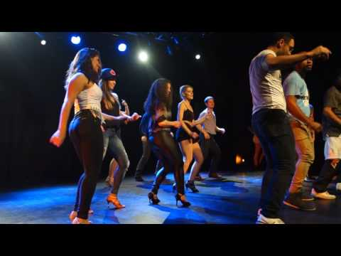 HZF-2015:  All Artists on stage dance Part-2 ~ video by Zouk Soul