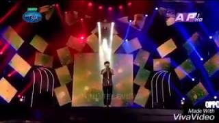 panchhi amit baral heart touching performamcee%vote amit baralll