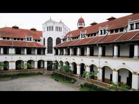 world most haunted places : Lawang Sewu – Semarang, Indonesia