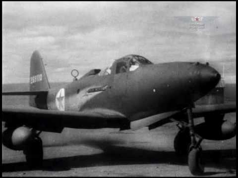 Unique archival Video of Russian Air Forces WW2 1939 - 1945 chunk 5