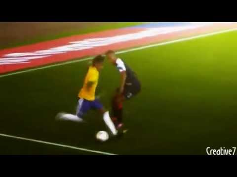Neymar Skills - Olympic games 2012