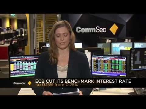 6th June 2014, CommSec AM Report: European Central Bank creating excitement