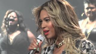 Beyonce Video - Beyoncé - Green Light & Happy Birthday (Live in Köln, Germany 15.03.2014 HD 1080) Cologne