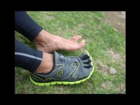 Introduccion al calzado minimalista