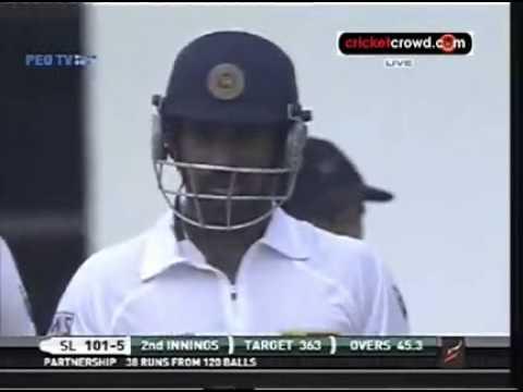Srilanka vs Newzealand 2nd Test Day 5 2012 Full Highlights November 29
