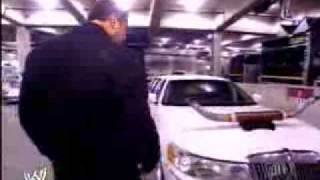 Batista Attacks JBL's Limo