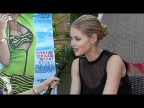 Interview with Doutzen Kroes   Computer