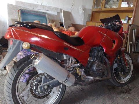 Мой обзор мотоцикла zongshen rx3 zs250gy-3 эндуро