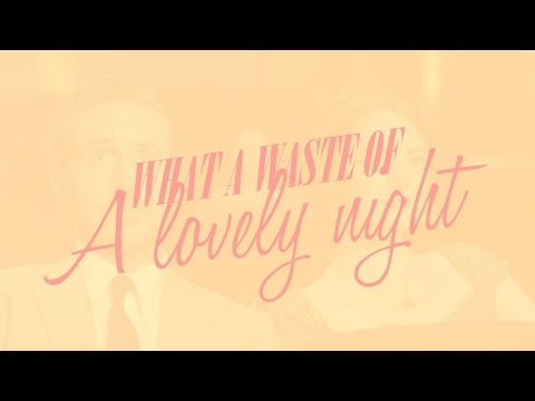 Emma Stone, Ryan Gosling - 'A Lovely Night' (LYRICS) [From La La Land]