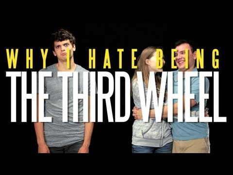Why I Hate Being the Third Wheel