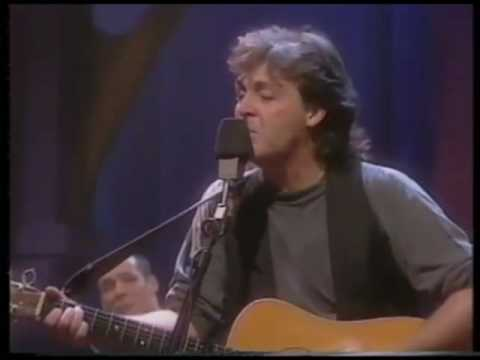 Paul McCartney - Be-bop-a-lula