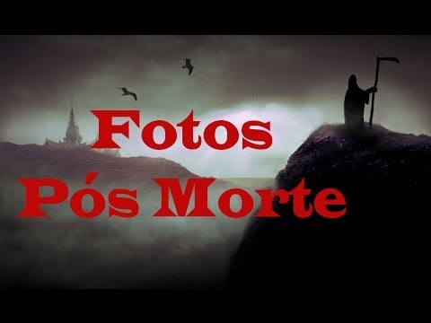 As Sinistras Fotos Post Mortem (pós Morte) video