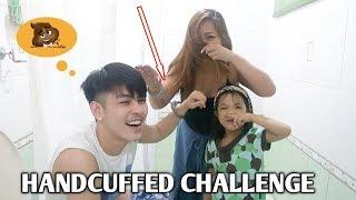 HANDCUFFED CHALLENGE by KASATSAT FAMILY