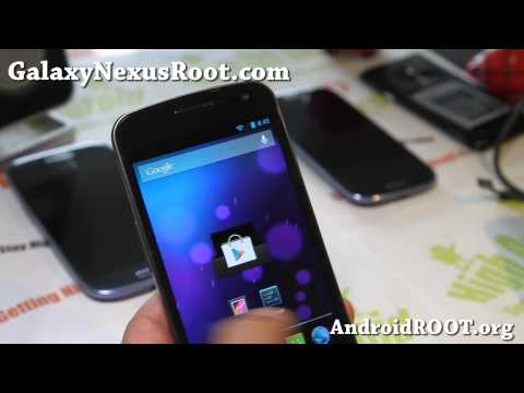 Android 4.2.1 ROM + Root for Galaxy Nexus! [GSM/Verizon/Sprint]
