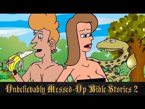 Messed-up Bible Stories - 2 - Adam And Eve video