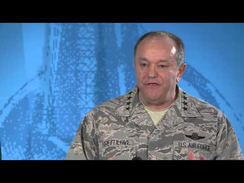 SACEUR speaks about the Alliance solidarity