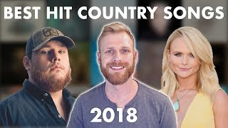 The 10 Best Hit Country Songs of 2018
