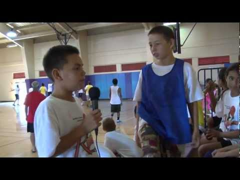 REACH Basketball Camp/Kilauea, Kauai