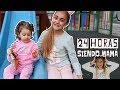 24 HORAS SIENDO MAMÁ 👶 MADRE POR UN DÍA Reto - Silvia Sánchez