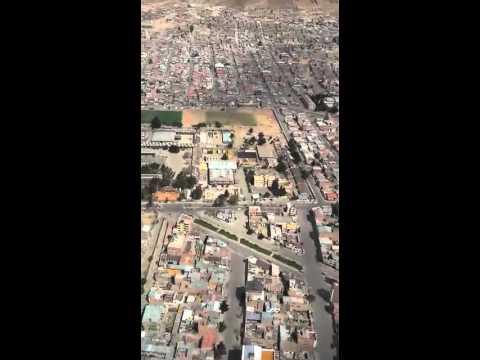 Sobrevuelo Oruro Bolivia