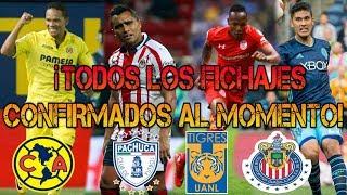 ¡TODOS LOS FICHAJES CONFIRMADOS 7! | CLAUSURA 2019 | + ALGUNOS RUMORES | LIGA MX