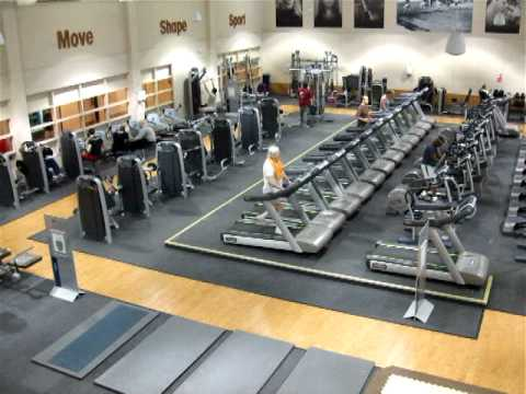 SPORTS ABROAD TRAINING CAMPS - www.swimmingtrainingcamps.com - Crystal Palace, London - Gym