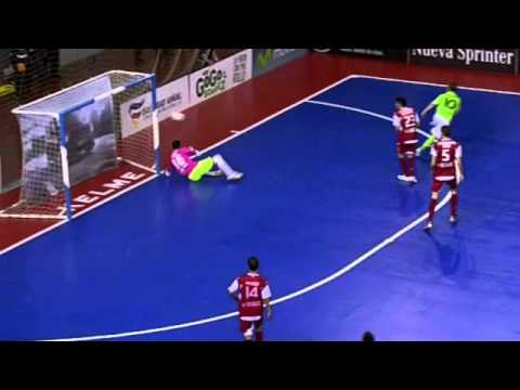Inter Movistar 4 Vs 1 Santiago Futsal