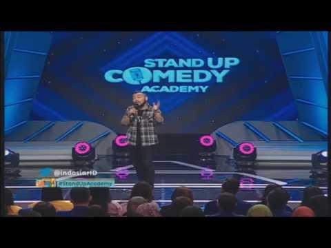 Patah Hati - Wira Nagara (Bintang Tamu Stand Up Comedy Academy 14 Besar)