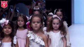 Mercedes Fashion week . KIDS Патруль