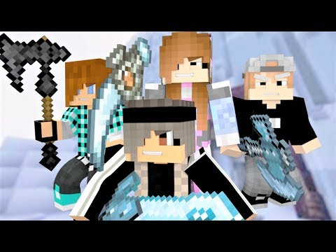 Minecraft Song: Castle Raid 7 | Minecraft Songs Animations and Minecraft Music Video Series 2017