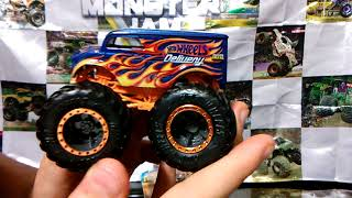 Hot wheels delivery monster truck