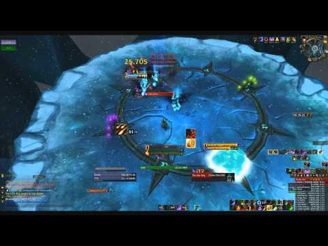 World First Warlock Solo: Evrelia vs The Lich King 25 Heroic