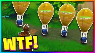 9 Of The Rarest Things To Have Ever Happen in Fortnite: Battle Royale