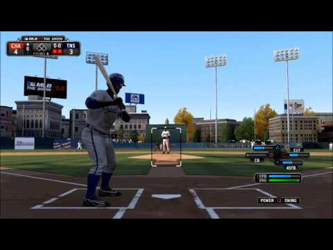 INSIDE THE PARK HR? - MLB 14: The Show - Jackie Robinson: Road to the Show - Episode 6