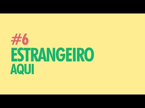 #agoraeuaprendo | Coreografia #6: Estrangeiro Aqui video
