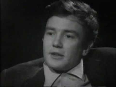 Albert Finney interviewed 1960s