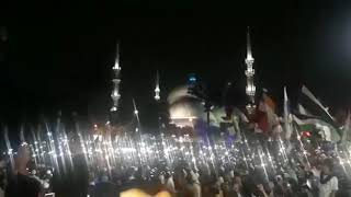 Habib seh di masjid al zom