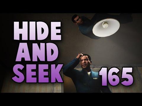 Can't See You? Look UP! (Hide & Seek #165)