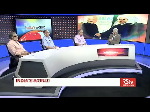 India's World - India-Iran ties & PM Modi's visit