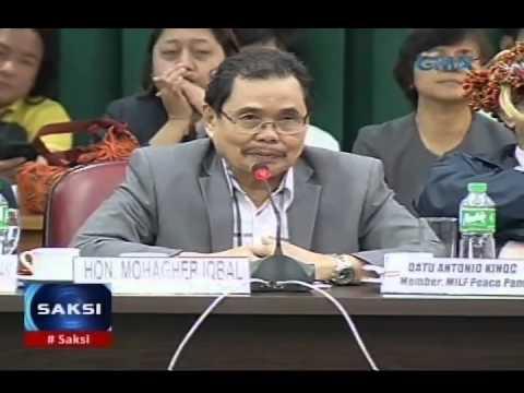 Saksi: Pagpasa sa Bangsamoro Basic Law, posibleng maantala dahil sa Maguindanao encounter