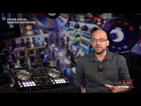 Pioneer DDJ-SR Demonstration - Store DJ