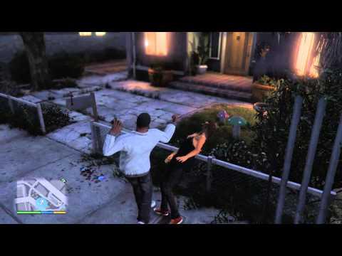 Grand Theft Auto V Wada faq is dad chet