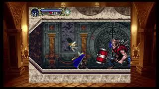 Castlevania Requiem: Symphony Of The Night VS la Criatura