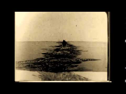 Amundsen Polar Flight - 1925 / Silent Movie