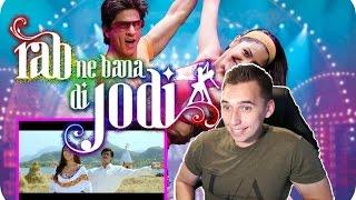 ROMANTIC SRK!!  Rab Ne Bana Di Jodi TRAILER REACTION! AND REVIEW!