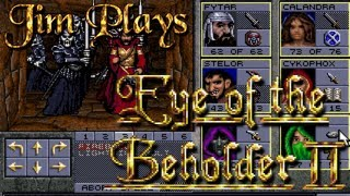 Eye Of The Beholder Ii Amiga Aga  Part 17 The Tedious Killing Of Everything